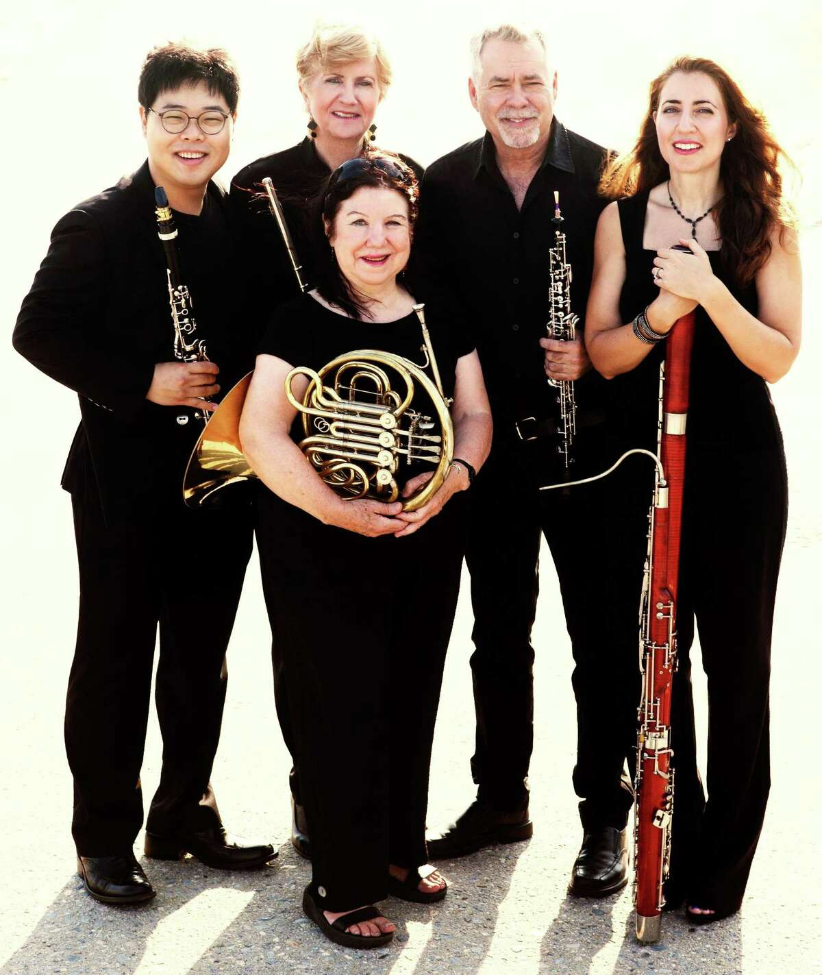 Friends of Chamber Music presents the Quintet of the Americas, Kiggins Hall, Emma Willard School, 285 Pawling Ave., Troy. 7:30 p.m. Saturday.