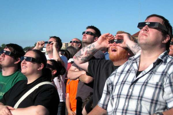 """Thursday: Tunes by the Tridge, 7-9 p.m.: The Resonators (percussion)   Friday: There's a lot of hype surrounding what astronomers call the """"Great American Eclipse,"""" a total solar eclipse viewable on Aug. 21. Michigan isn't in the 60-mile wide eclipse path that stretches the country's interior from northwest Oregon to southeast South Carolina. But a presentation at the Delta College planetarium in Bay City from 7 to 8 p.m. on July 28 will teach the causes of solar eclipses, the best viewing locations and, weather permitting, attendees can take a gander at the skies from the planetarium's rooftop observation deck. Cost is $3. Call 989-667-2260, email planet@delta.edu or check http://bit.ly/2rF6Q46 for more info."""