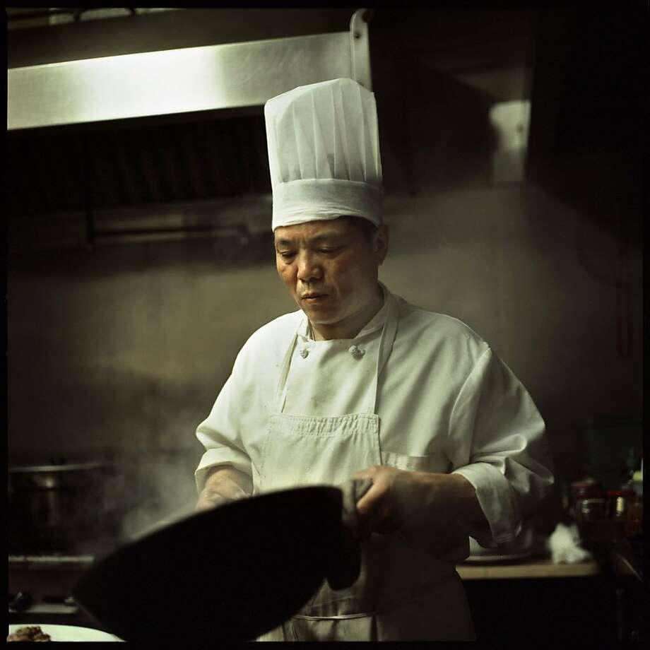 Chef Nei at Jai Yun Photo: John Lee, SFC