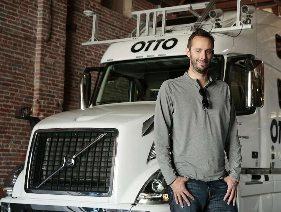 Anthony Levandowski, formerly a top engineer at Waymo, left and sold a company to Uber. His move is now at question in a lawsuit between the companies. Photo: RAMIN RAHIMIAN, NYT