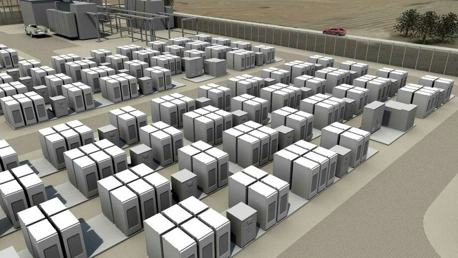 Tesla's new Powerpack product is an energy storage system of lithium-ion batteries intended to power businesses and link into electric grids. The key to reversing global warming is such innovations, but the timeline must be accelerated. Photo: /Tesla