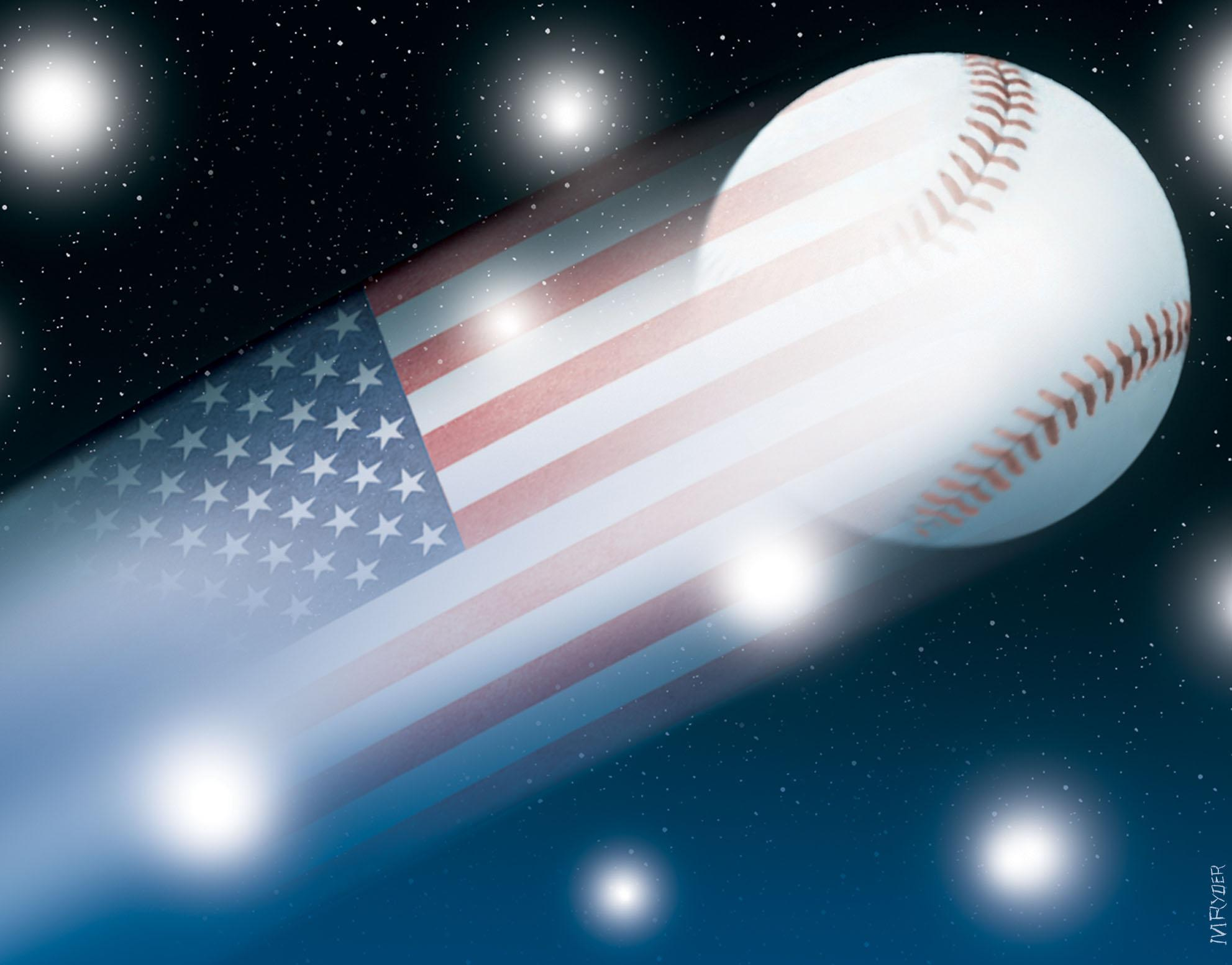 why baseball is americas pastime Baseball america's pastime - k & p weaver, llc step back in time to where america's pastime comes to life.