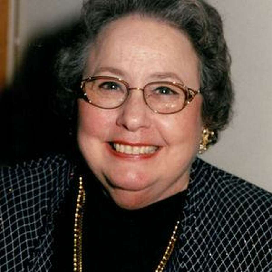 """Eleanor A. """"Ellie"""" Krupa dedicated much of her time teaching generations of Catholics the foundations of the faith. She died May 31 at 80. Photo: Courtesy Photo"""
