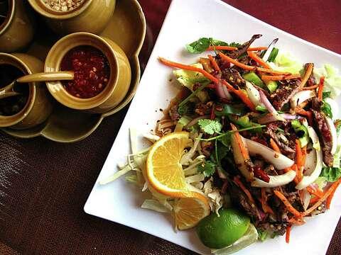 Review Sawasdee S Bittersweet Taste Of Thai San Antonio