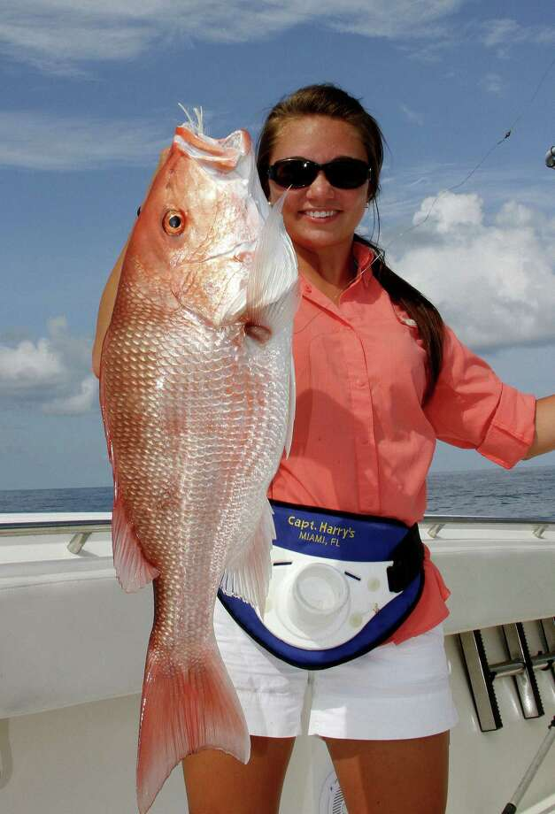 Under a plan being considered by Texas, other Gulf of Mexico states and federal fisheries managers, the now-closed 2017 red snapper fishing season in federal waters would be extended to cover weekends through Labor Day, with states closing their state-water snapper season on weekdays. Photo: Shannon Tompkins
