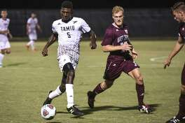 Two-time All-Heartland Conference performer Josiah Benjamin and the Dustdevils soccer team have 16 games in 2017 including six at home.