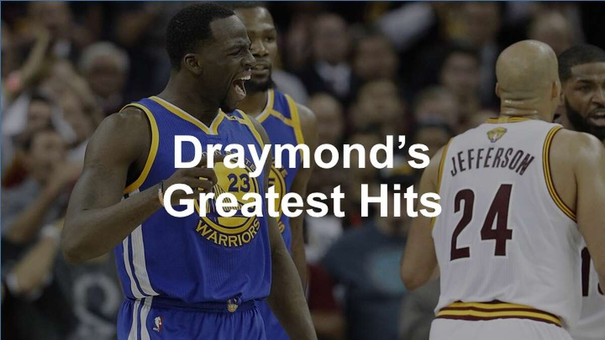 Draymond Green is known around the league for his trash talking capabilities. Here's some of his greatest hits.