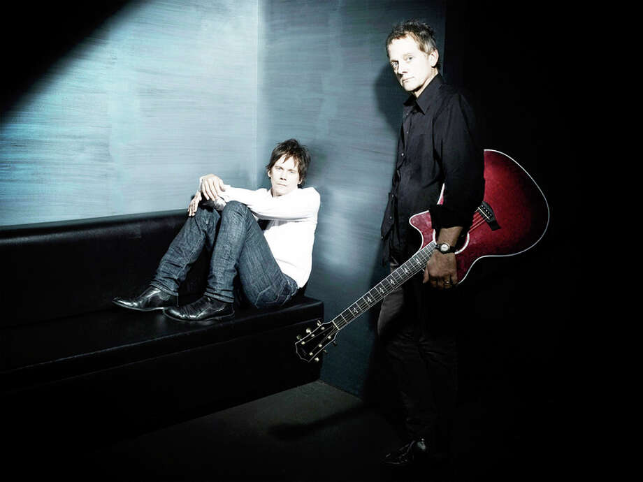Photo provided The Bacon Brothers' latest tour makes a stop in Bay City's Wenonah Park. The concert begins  at 7 p.m. Saturday, June 17 on the World Friendship Shell. Gates open at 5 p.m.