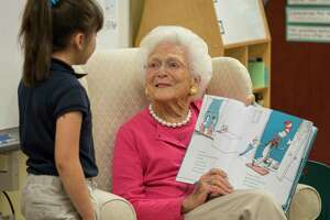 Former First Lady Barbara Bush turns 92 today.