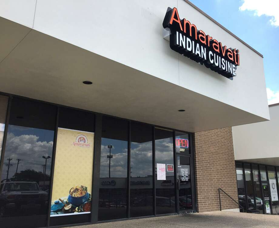 Amaravati:8846 Huebner Road, San Antonio, Texas 78240Date: 06/08/2017 Score: 77Highlights: Flies seen throughout the establishment, employees did not properly wash hands before engaging in food, toxic chemicals stored near food preparation areas, establishment did not have a current/valid permit. Photo: Paul Stephen /San Antonio Express-News