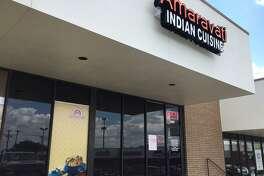 Amaravati Indian Cuisine is located at 8846 Huebner Road.