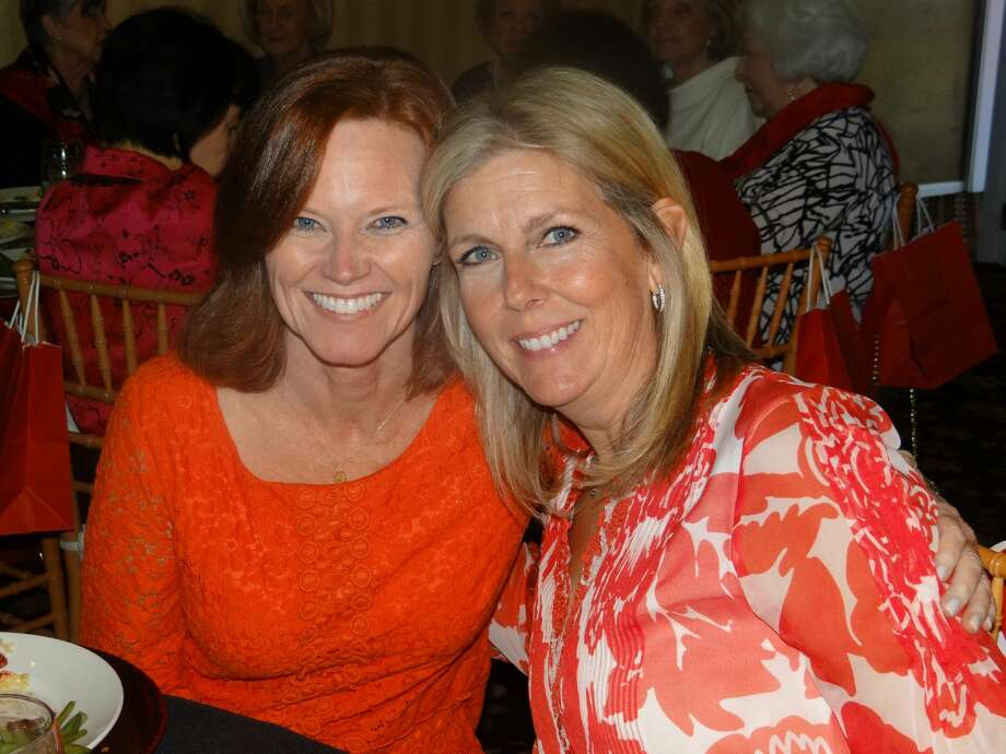 American Heart Association's Go Red for Women Luncheon Photo: Shelly Vitanza