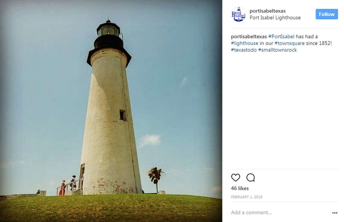Click ahead to view 9 things to do in Port Isabel and South Padre Island, the 'most beautiful' towns in Texas. Visit the iconic lighthouse portisabeltexas: