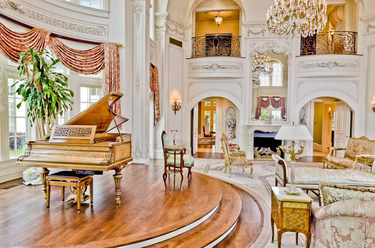 A North Texas French mansion was reportedly sold at auction in June but after the highest bidder couldn't close on the house, it's still up for grabs.
