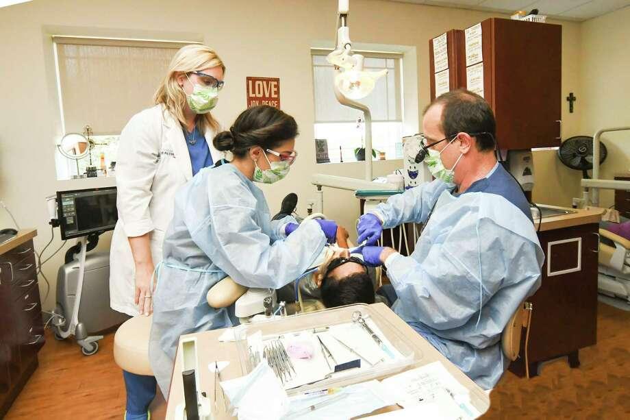 Demand For Dental Services Keeps Tomagwa Program Busy Houston