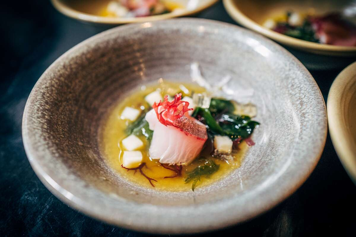 Hamachi at Shinmai. Photo via Jeremy Chiu