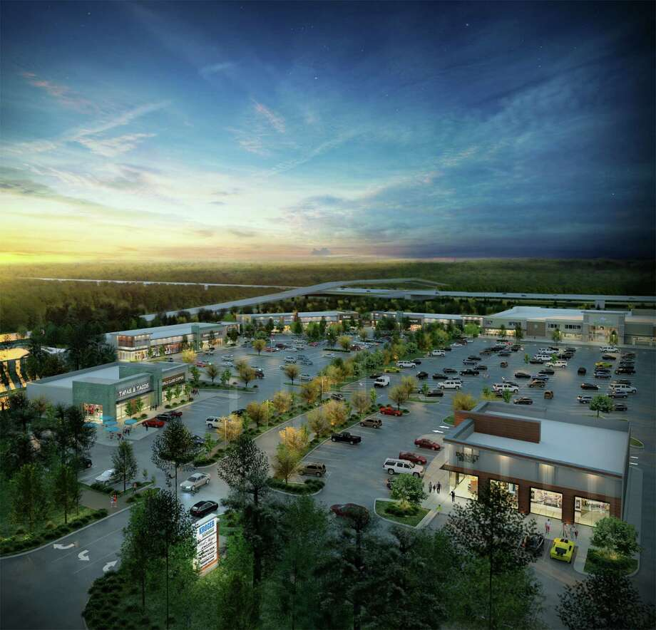 Regency Centers Corp. is developing The Market at Springwoods Village in a joint venture with CDC Houston. The 170,000-square-foot center at the northeast corner of Holzward Road and Spring Stuebner will be anchored by a Kroger Marketplace. Photo: Garrett