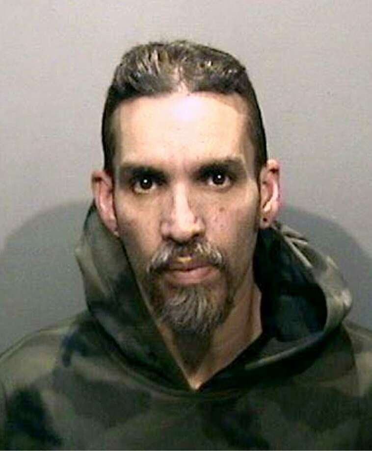 This Monday, June 5, 2017, file photo released by the Alameda County Sheriff's Office shows Derick Almena at Santa Rita Jail in Alameda County, Calif. The man blamed for the nation's deadliest structure fire in more than 14 years will be arraigned in Northern California on 36 counts of involuntary manslaughter. Almena is scheduled to enter a plea Thursday, June 8, 2017. Photo: Alameda County Sheriff's Office / /
