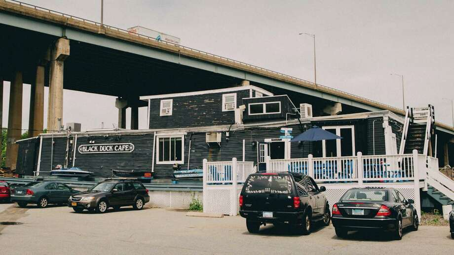 Turning back time at Westport's Black Duck Cafe - Connecticut Post on