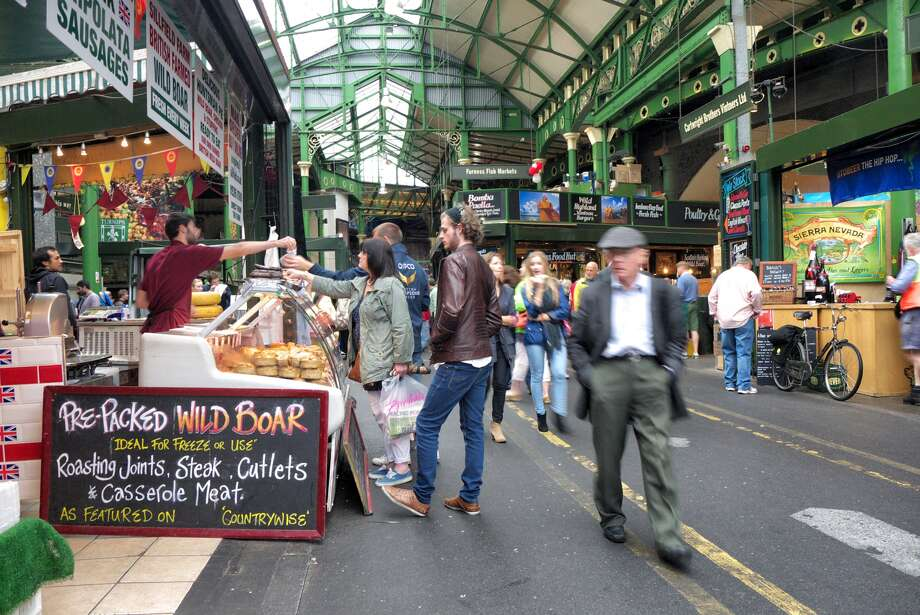 Borough Market is as 