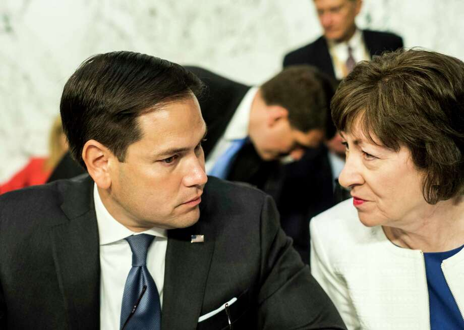 GOP senator admonishes Democrat for persistent questioning