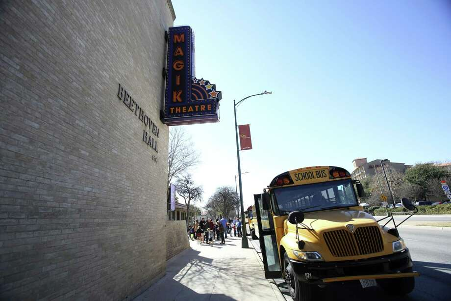 The Magik Theatre's 2017-'18 season includes shows for younger and older children. Photo: Express-News File Photo / ©2013 San Antonio Express-News