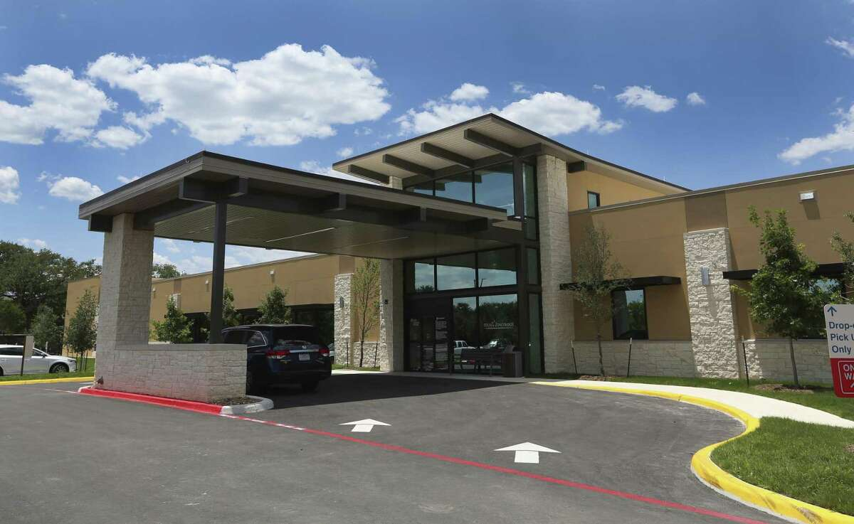 Texas Oncology's new 40,000-square-foot facility on Research Drive opened this week.