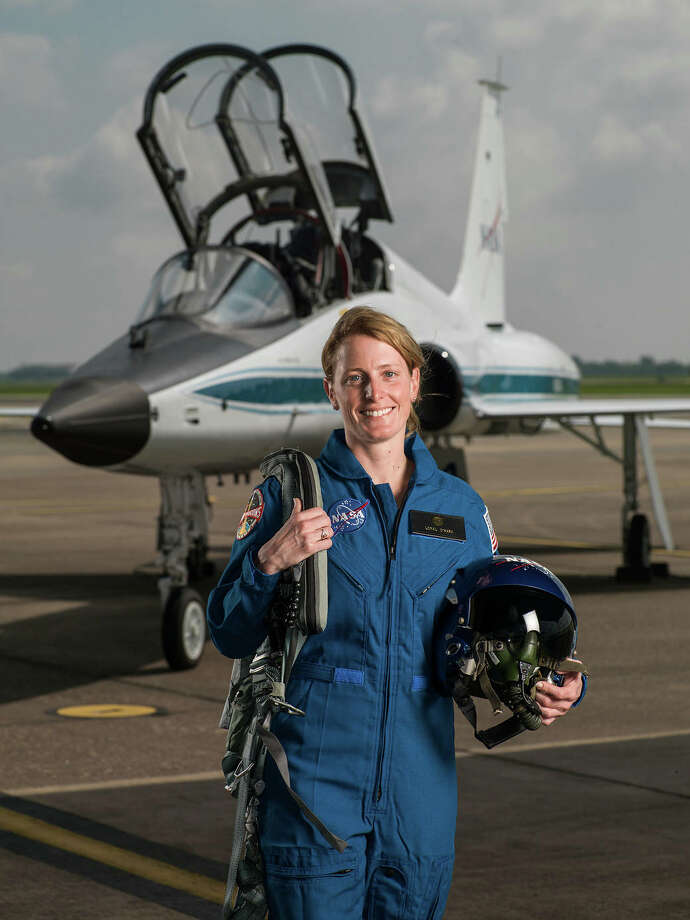 Loral O'Hara, 34, is the second Houstonian in NASA's history to be selected as a member of an astronaut candidate class. She'll report to the Johnson Space Center in August. Photo provided by NASA. Photo: NASA / NASA - Johnson Space Center