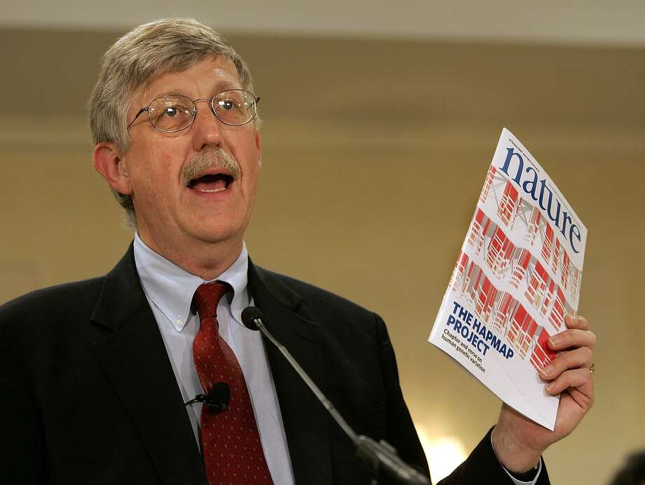 "Francis Collins, NIH director, said that the agency's plan to redistribute $1.1 billion over the next five years to fund research grants for early and mid-career researchers ""will be an important one to fix what we think is turning out to be an unhealthy situation."" Photo: DOUGLAS C. PIZAC, AP"