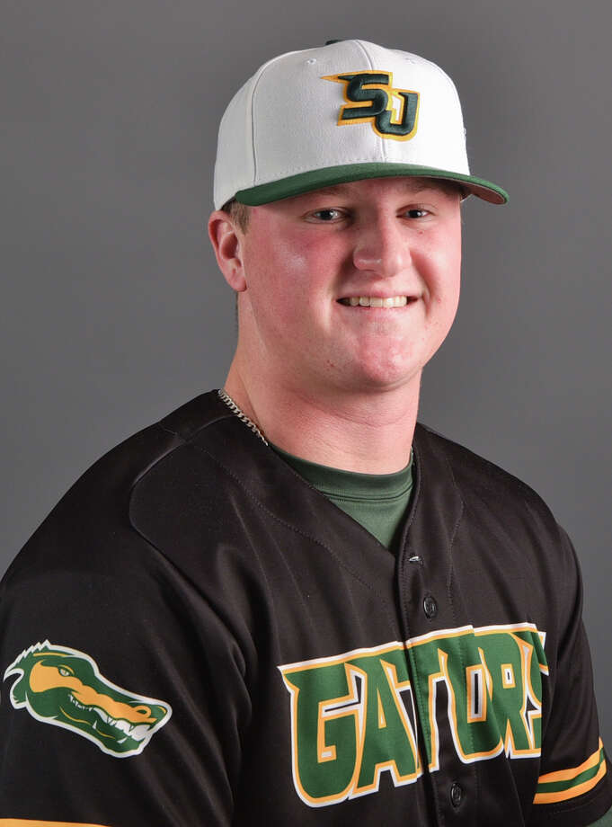 San Jacinto baseball player and New Caney High School alum Brett Wright. Photo: San Jacinto College