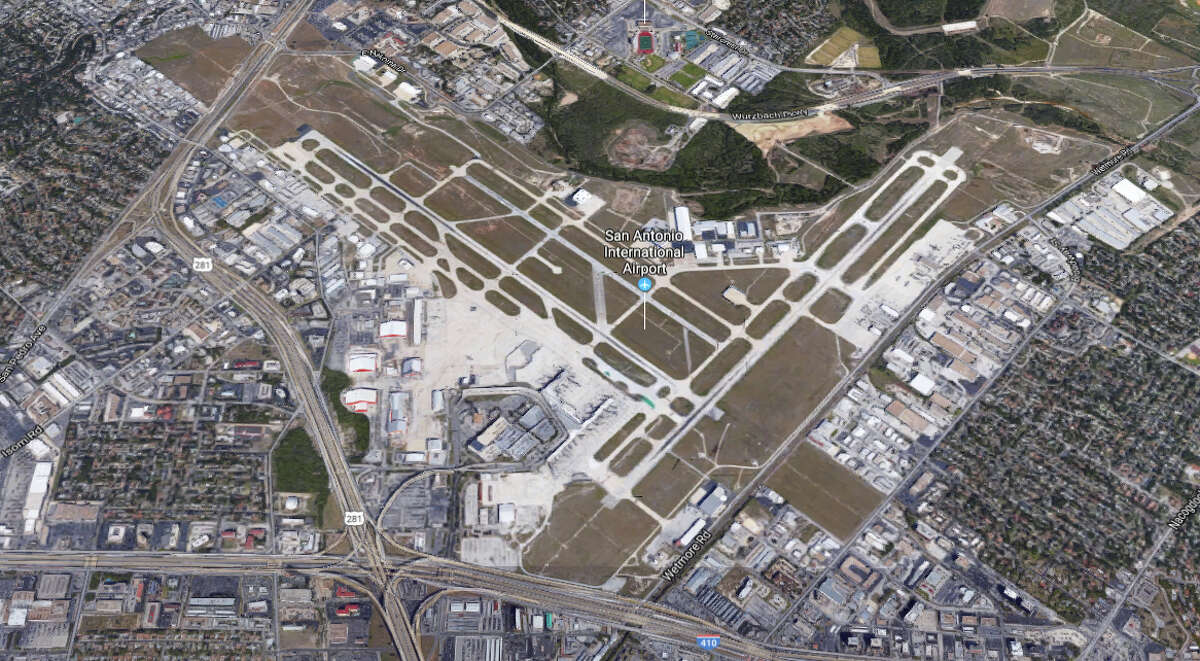"""A city spokesperson said a plane reporting a """"faulty gear indication"""" would do a flyby before attempting an emergency landing Thursday, June 8, 2017."""