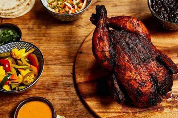 Tacolicious team plans to open a delivery only concept called MF Chicken. Photo via Tacolicious.