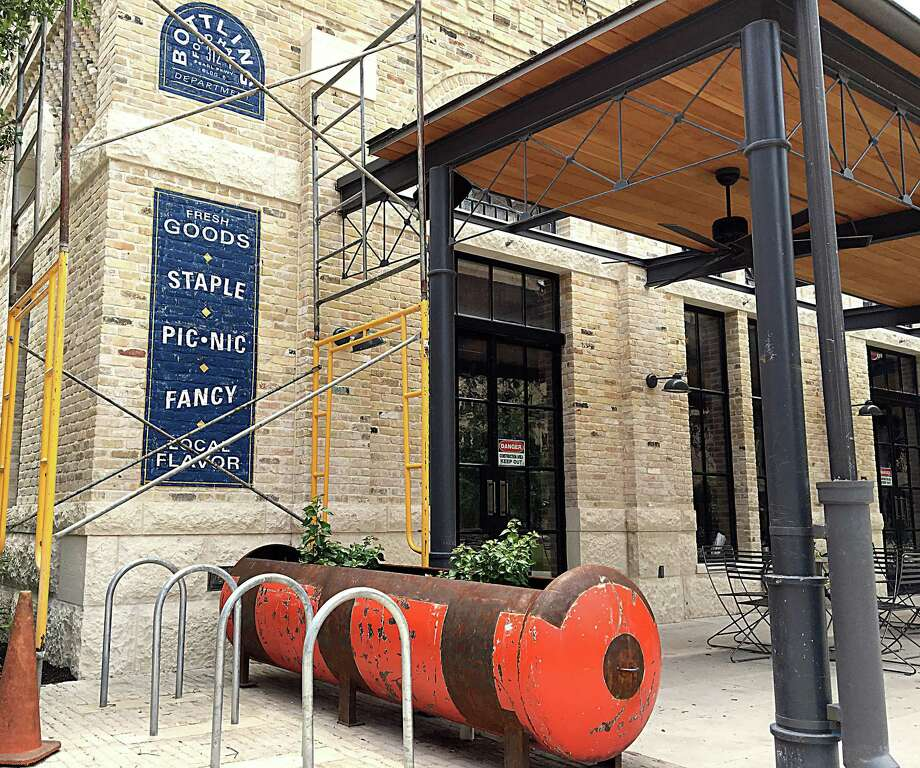 The Bottling Department is the new food hall coming in late July to The Pearl in San Antonio. Photo: Mike Sutter /San Antonio Express-News