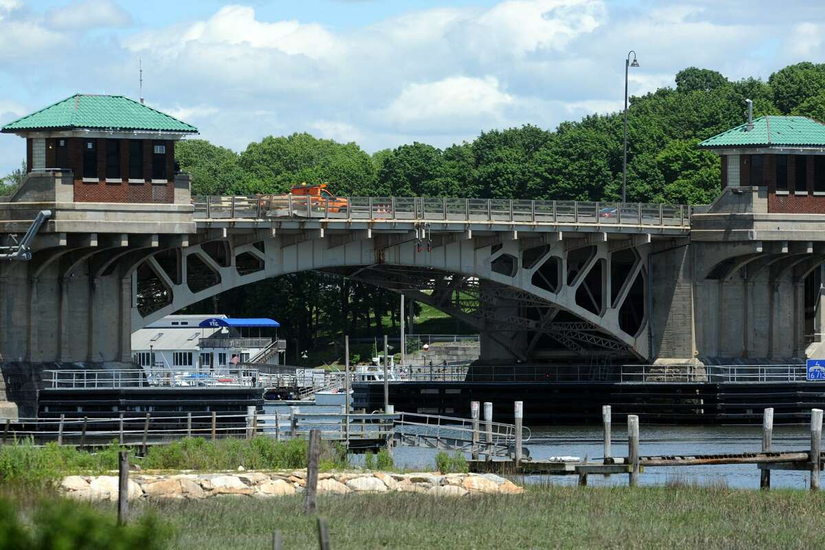 Officials searched the Housatonic River below the Washington Bridge, in Stratford Wednesday following a report that a person fell or jumped from the bridge. The search for the body of Tavares Harris, 26, continued Thursday.