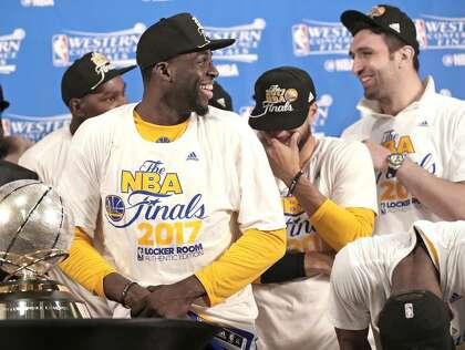 97b3e07c3b19 Warriors can become 1st NBA team to go unbeaten in postseason ...
