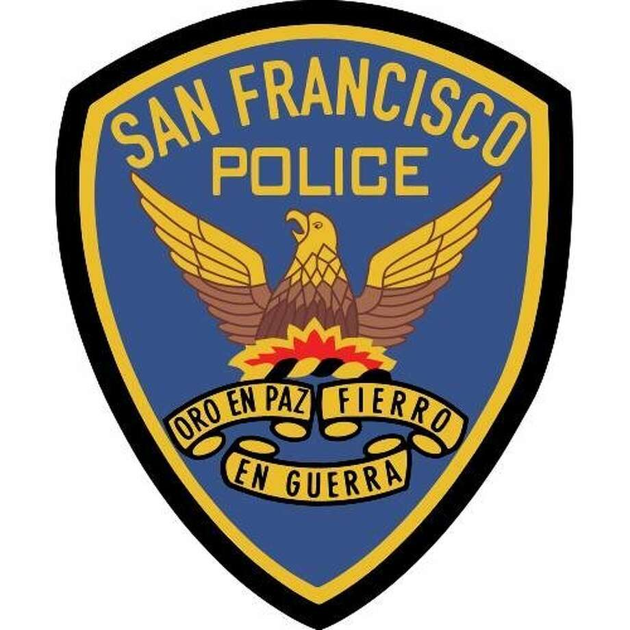 A San Francisco Police Department insignia. Photo: SFPD