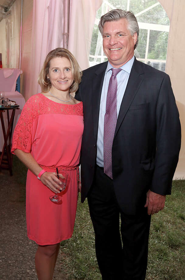 Were you Seen at 'An Aficionado  Experience' with special guestNew York Yankee Bernie  Williams, a benefit for the Center for  Disability Services on Thursday, June 8, 2017, at the Pruyn House in  Latham? Photo: Joe Putrock/Special To The Times Union