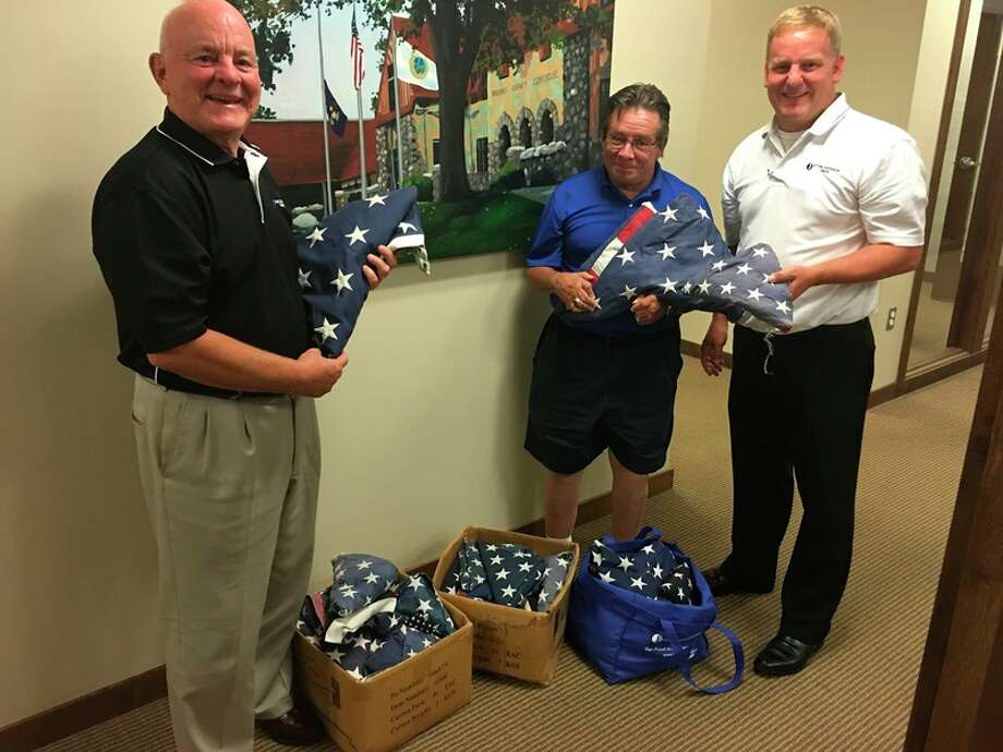 Ieuter Insurance Group is honoring Flag Day by giving away free 3-foot by 5-foot flags in June.