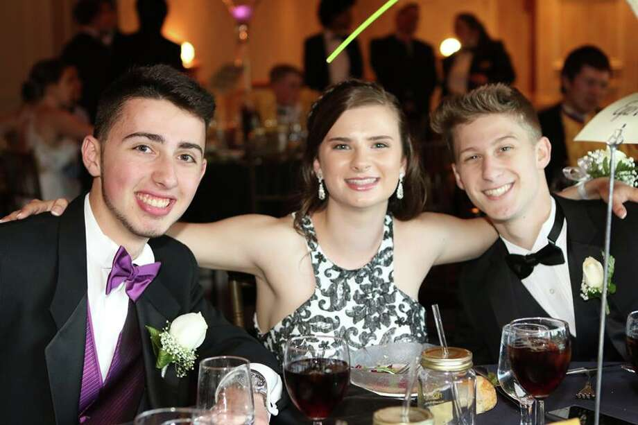 Norwalk High School held its senior prom at The Water's Edge at Giovanni's in Darien on June 3, 2017. Were you SEEN? Photo: Sharon Cadden