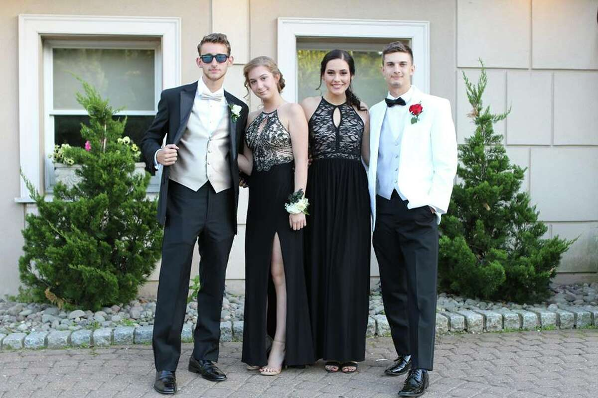 Norwalk High School held its senior prom at The Water's Edge at Giovanni's in Darien on June 3, 2017. Were you SEEN?