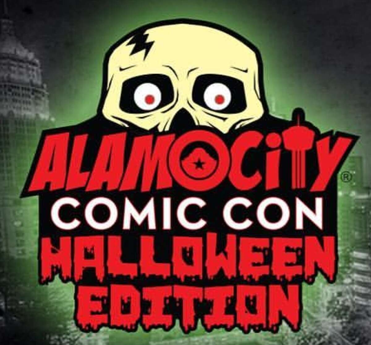 Alamo City Comic Con Halloween Edition previously was Terror Expo. This year, the name has changed and it will run in October.