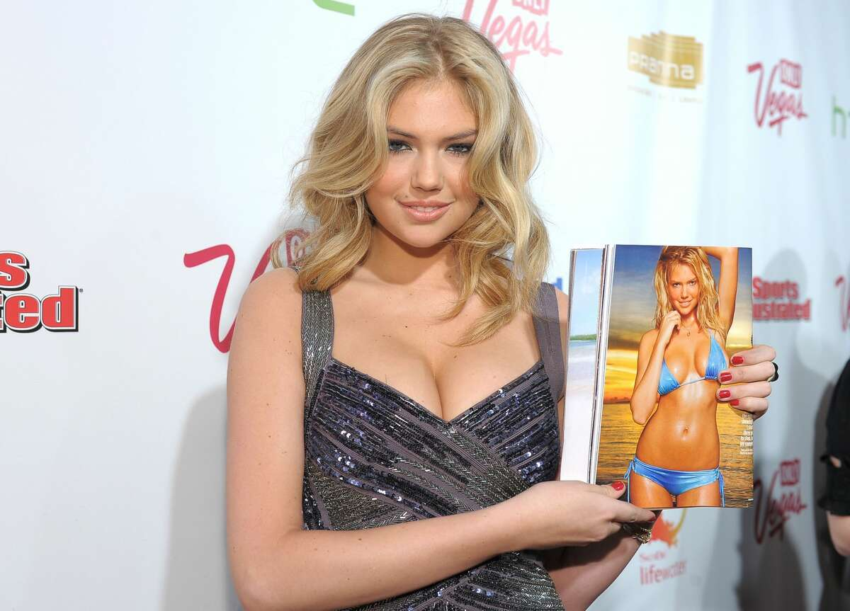 In 2011, Kate Upton was named