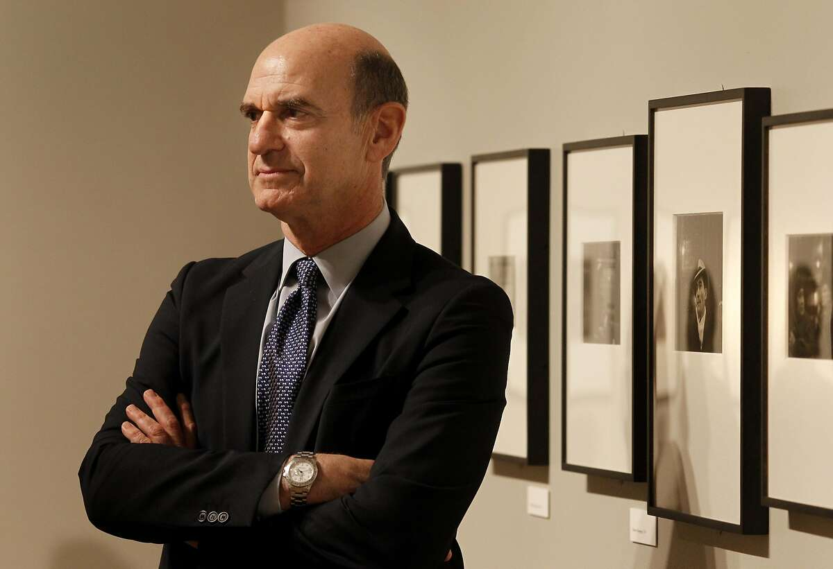 Robert Fisher has always had an interest in photography ever since he took a college class in the history of photography. Robert Fisher, whose father Don founded the Gap, has lent his collection of Walker Evans photographs to the Stanford Cantor Art Center for a major exhibition on the campus.
