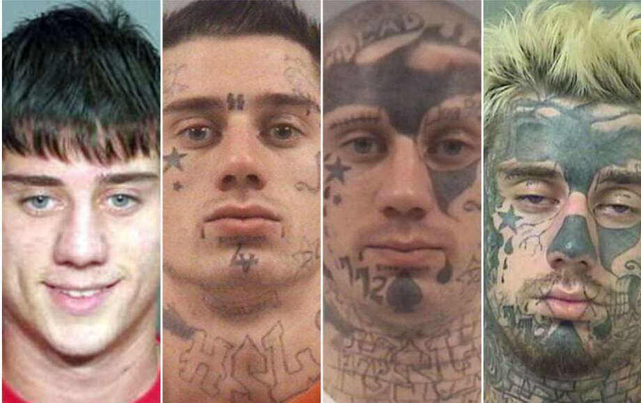 Florida man's wild tattooed mugshots stun the internet - Houston
