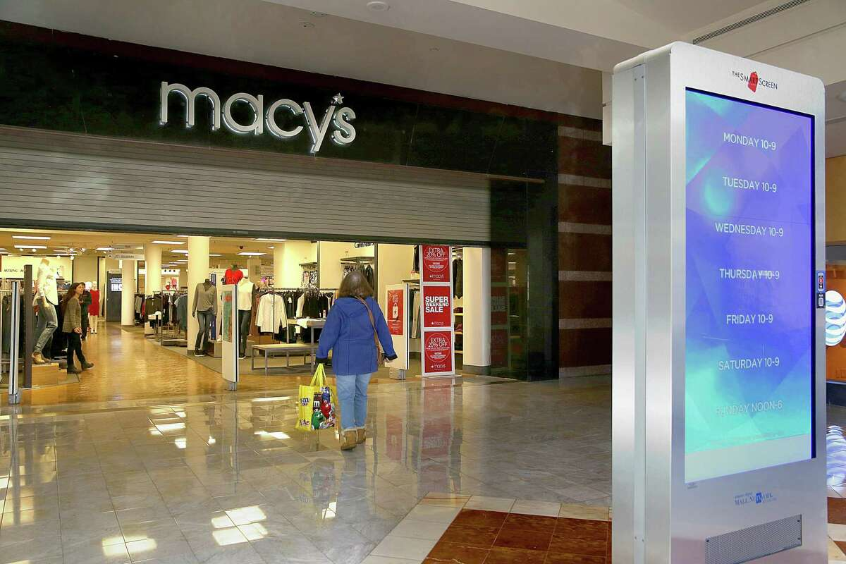 Macy's Macy's announced in July 2018 that hackers obtained names and passwords of online customers and potentially were able to access data including their credit card numbers and expiration dates.