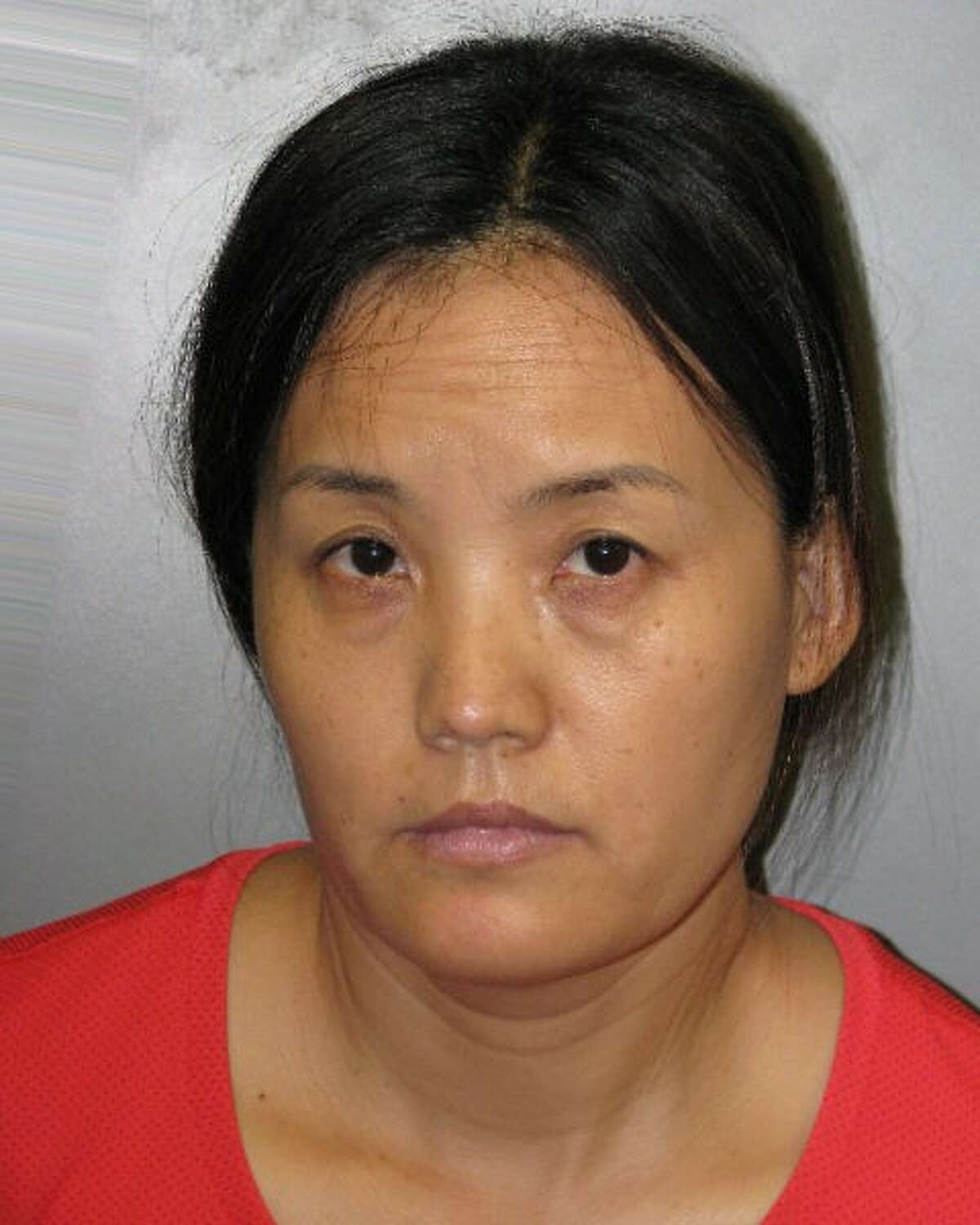 Hong Su, 46, was arrested by theHarris County Precinct 4 Constable's Office on June 6, 2017 and charged with prostitution.
