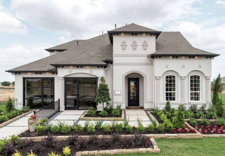 Cinco ranch to hold grand opening for final new section of for Ranch model homes