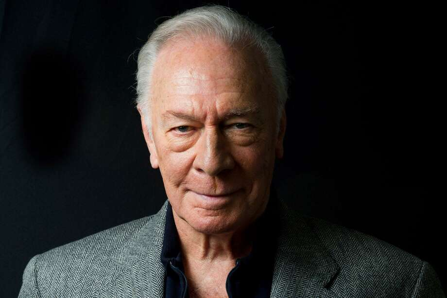 "Oscar-winning actor Christopher Plummer will be talking about his recent film, ""Remember"" in Ridgefield. Photo: Contributed Photo / Connecticut Post Contributed"