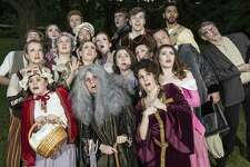 """Into the Woods"" is on stage at Danbury's Musicals at Richter, Friday, June 16, through Saturday, July 1."