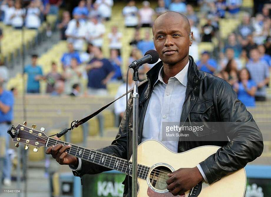 """Singer Javier Colon, winner of NBC's """"The Voice,"""" performs the role of a runaway slave in """"Big River: The Adventures of Huckleberry Finn"""" June 15-17 in Fairfield. Photo: Mark Sullivan / Contributed Photo / 2011 Mark Sullivan"""